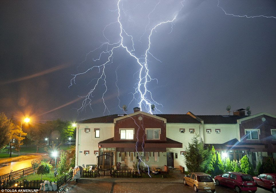Lightning Safety-For you and your Home